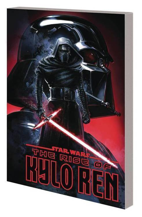 Star Wars Rise Of Kylo Ren TPB