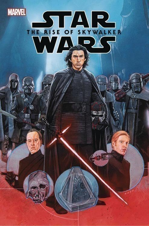 Star Wars Rise Of Skywalker Adaptation
