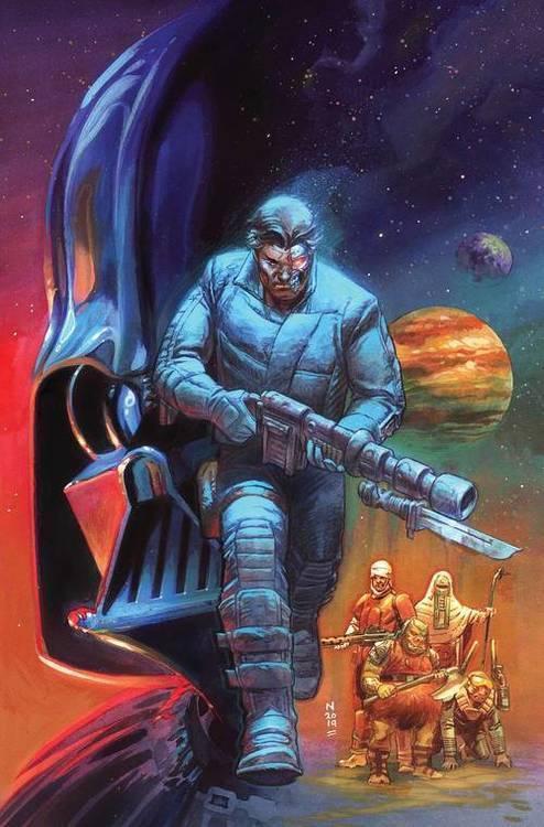 Marvel comics star wars target vader 20190424