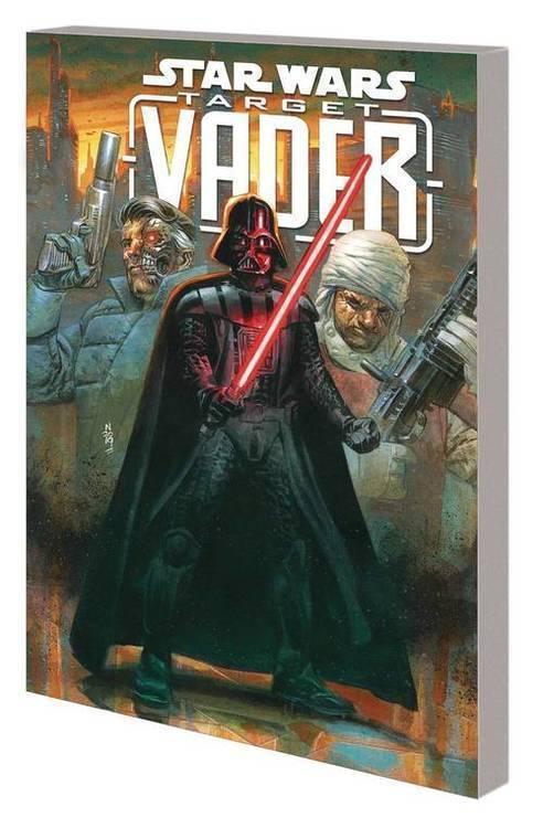 Star Wars Target Vader TPB