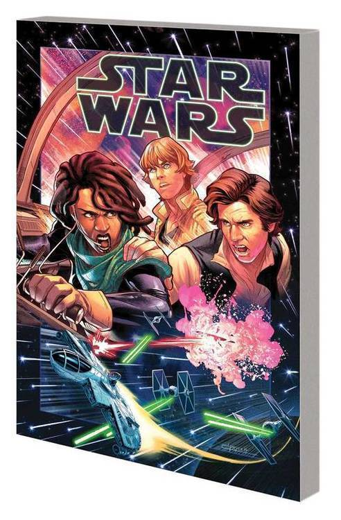 Star Wars TPB Volume 10 Escape