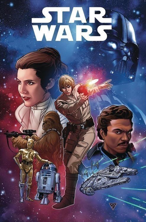 Star Wars TPB Volume 01 Destiny Path