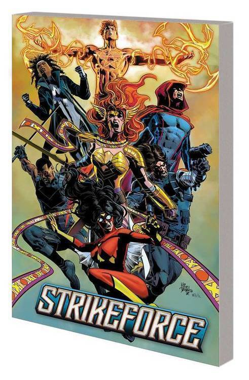 Marvel comics strikeforce tpb volume 1 20191127