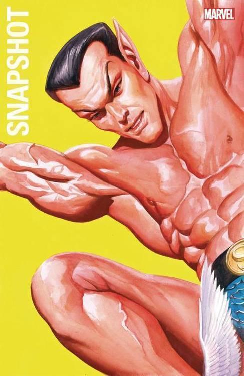 Marvel comics sub mariner marvels snapshot 1 20191227