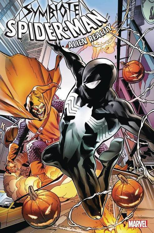 Marvel comics symbiote spider man alien reality 20190926