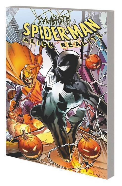 Marvel comics symbiote spider man tpb alien reality 20200225