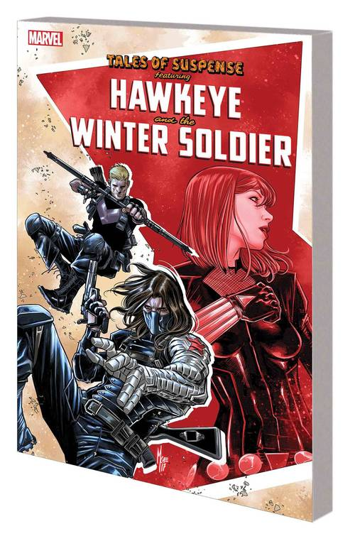 Marvel comics tales of suspense hawkeye and winter soldier tpb 20180302
