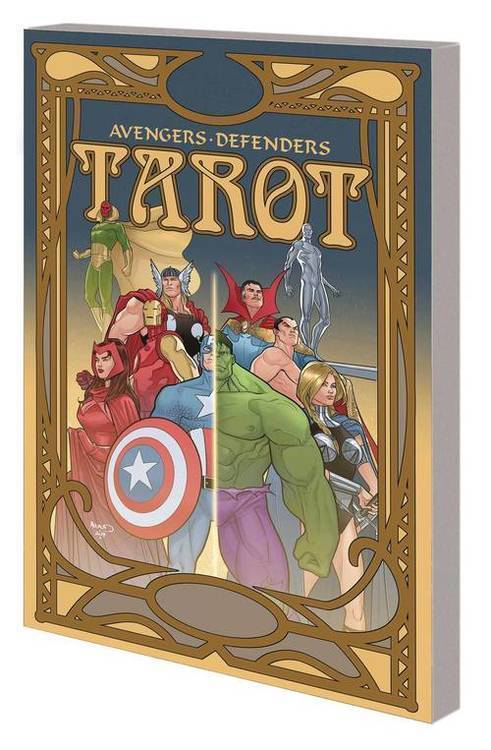 Tarot Avengers Defenders TPB
