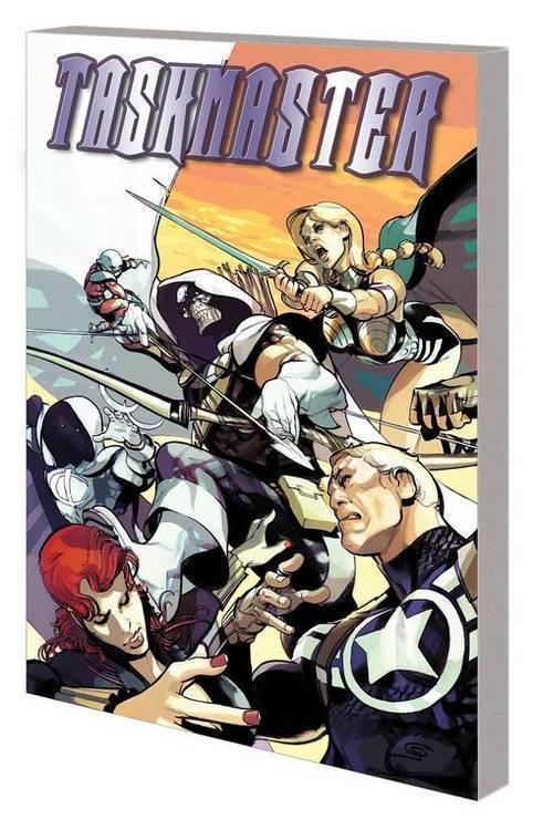 Marvel comics taskmaster tpb right price 20191127