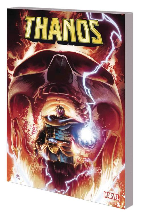 Marvel comics thanos wins by donny cates tpb 20180329