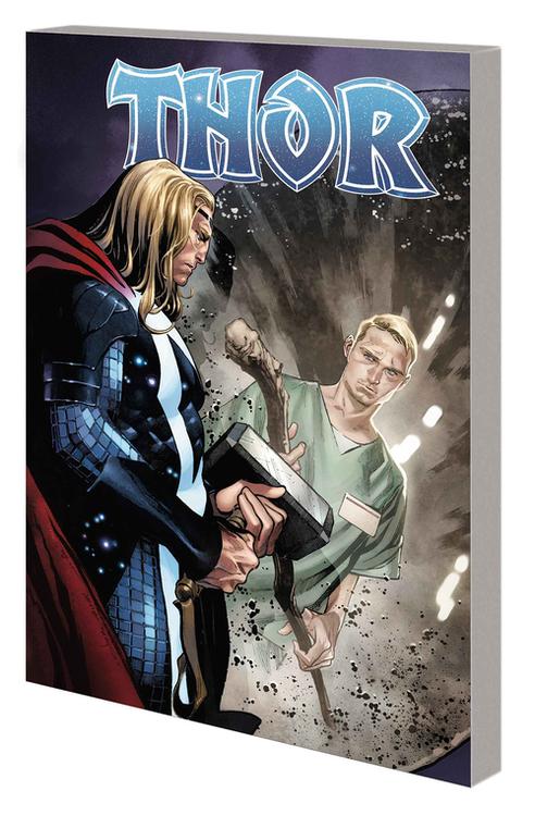 Marvel comics thor by donny cates tpb volume 02 prey 20210224