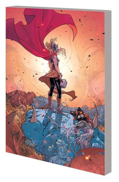 Marvel comics thor by jason aaron complete collection tpb volume 2 20191031