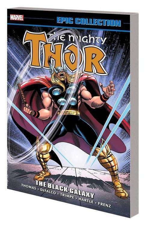 Thor Epic Collection TPB Black Galaxy
