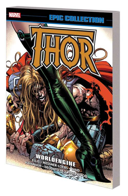 Marvel comics thor epic collection tpb worldengine 20180302