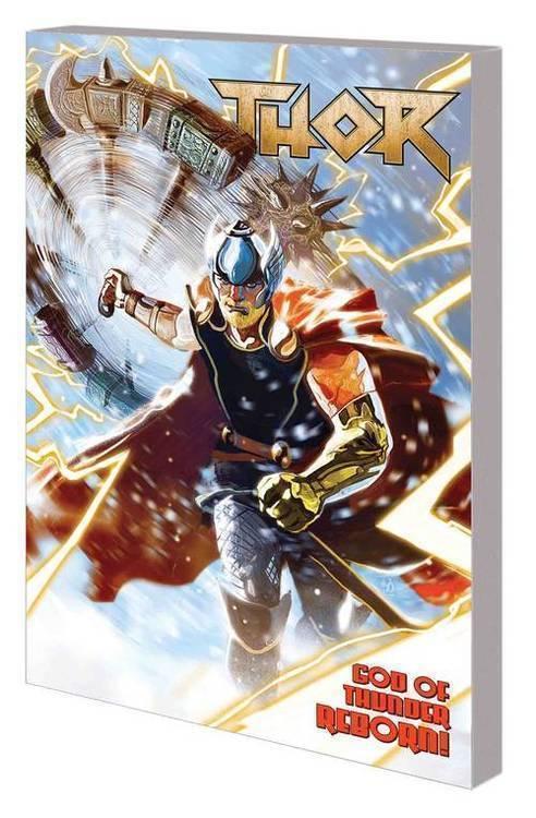 Marvel comics thor tpb vol 01 god of thunder reborn 20180830
