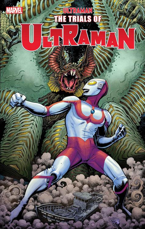 Marvel comics trials of ultraman 20210101