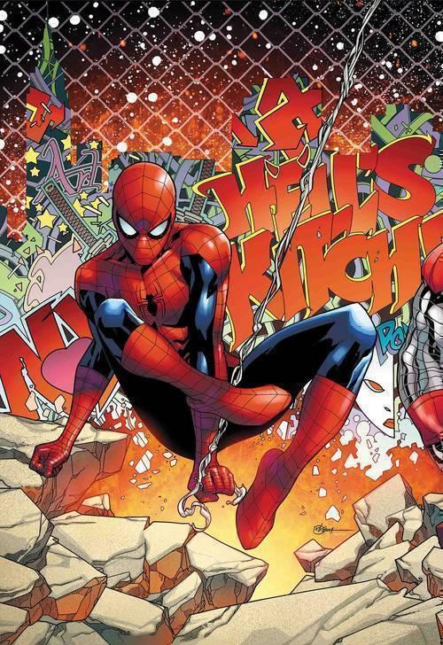 Marvel comics typhoid fever spider man 20180801