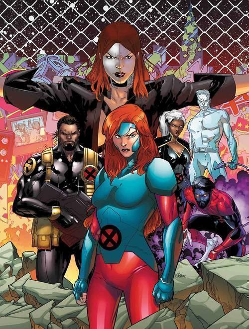 Marvel comics typhoid fever x men 20180830