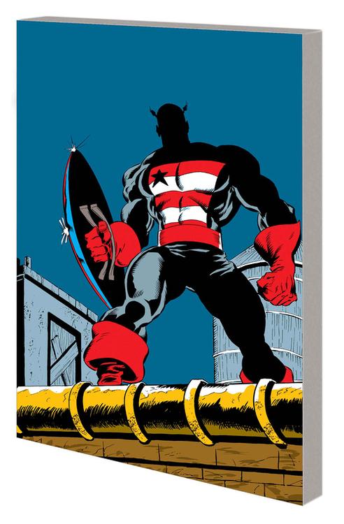 Marvel comics u s agent tpb good fight 20200826