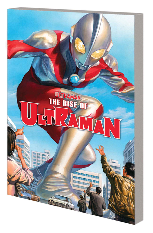 Ultraman TPB Volume 01 Rise Of Ultraman