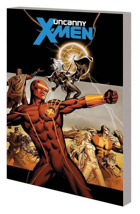 Uncanny X-Men By Gillen Complete Collection TPB Volume 01
