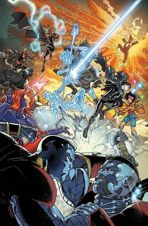 Uncanny X-Men Winters End