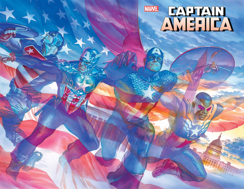 Marvel comics united states captain america 20210325