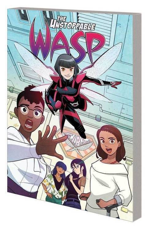 Marvel comics unstoppable wasp tp unlimited 20181231