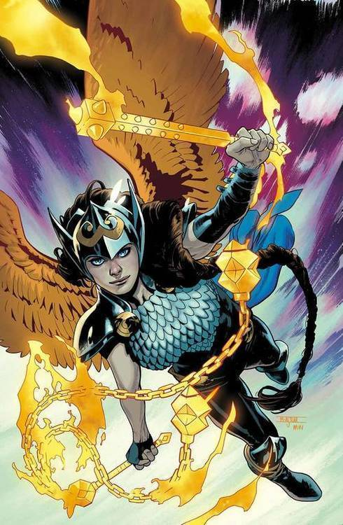 Marvel comics valkyrie jane foster 20190424