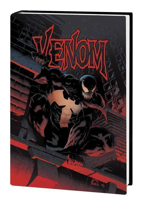 Venom By Donny Cates Hardcover