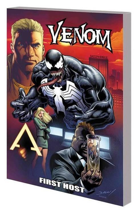 Marvel comics venom first host tpb 20180830