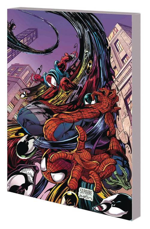 Marvel comics venom tpb planet of symbiotes 20180530