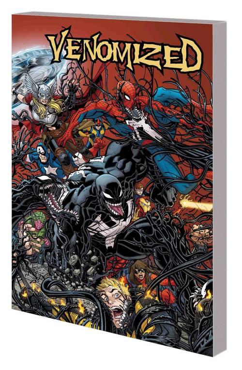 Marvel comics venomized tpb 20180430