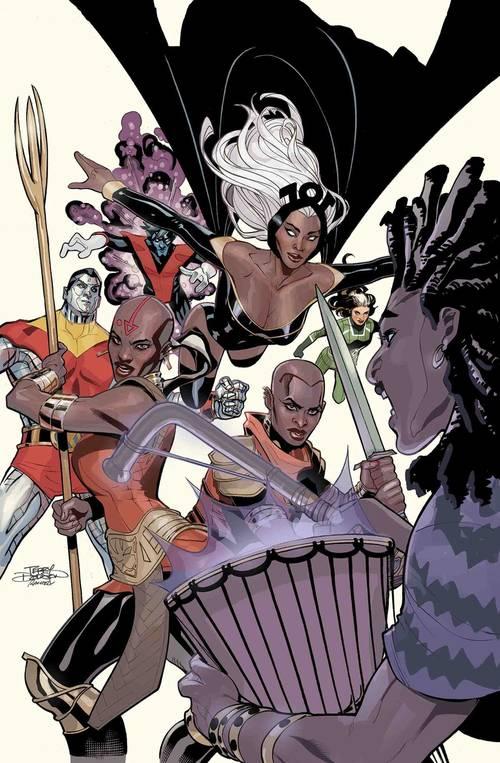 Wakanda Forever X-Men