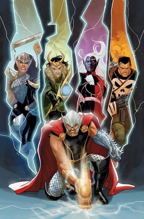 Marvel comics war of realms omega 1 20190429 docking bay 94