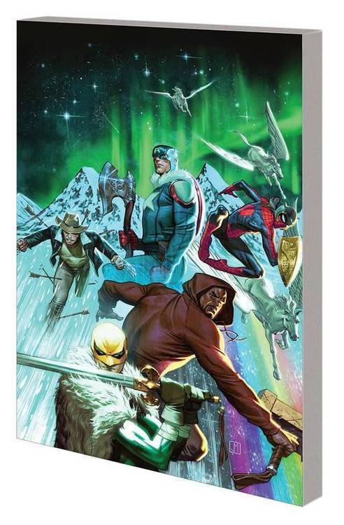 War Of Realms Strikeforce TPB
