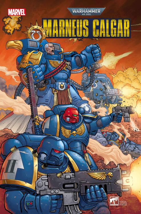 Marvel comics warhammer 40k marneus calgar 20200730