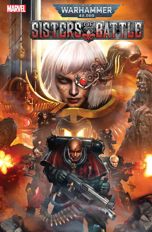 Warhammer 40k Sisters Battle