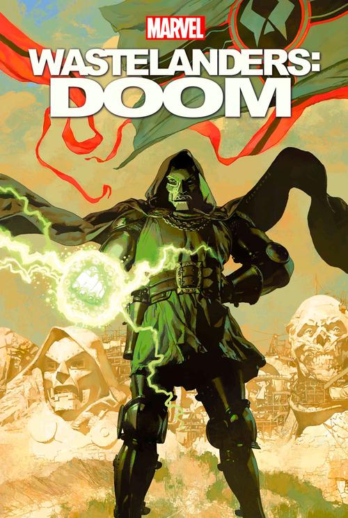 Wastelanders Doom #1