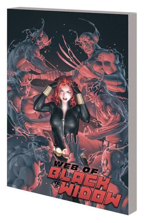Web Of Black Widow TPB