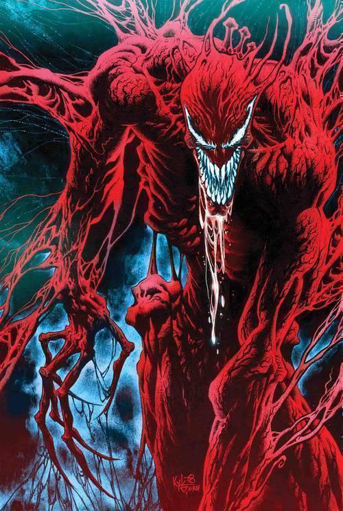 Marvel comics web of venom carnage born 20180830