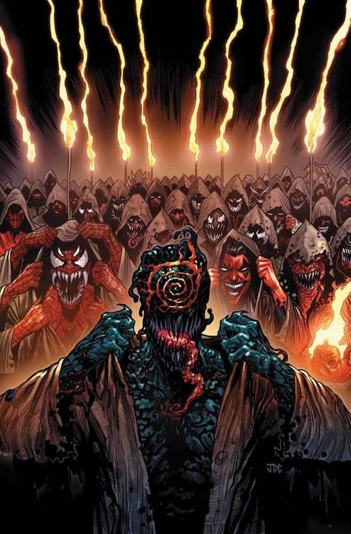Marvel comics web of venom cult of carnage 20190213