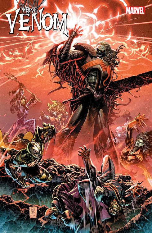 Marvel comics web of venom empyre s end 20200805