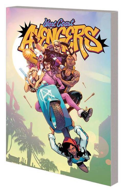 West Coast Avengers TPB Volume 01 Best Coast