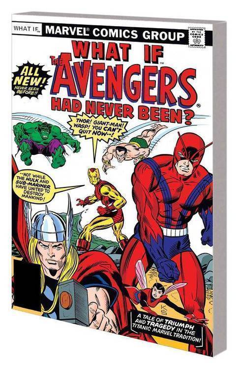 Marvel comics what if classic tpb complete collection volume 01 20180928