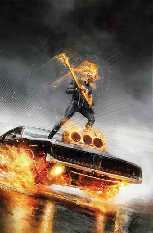 Marvel comics what if ghost rider 20180801