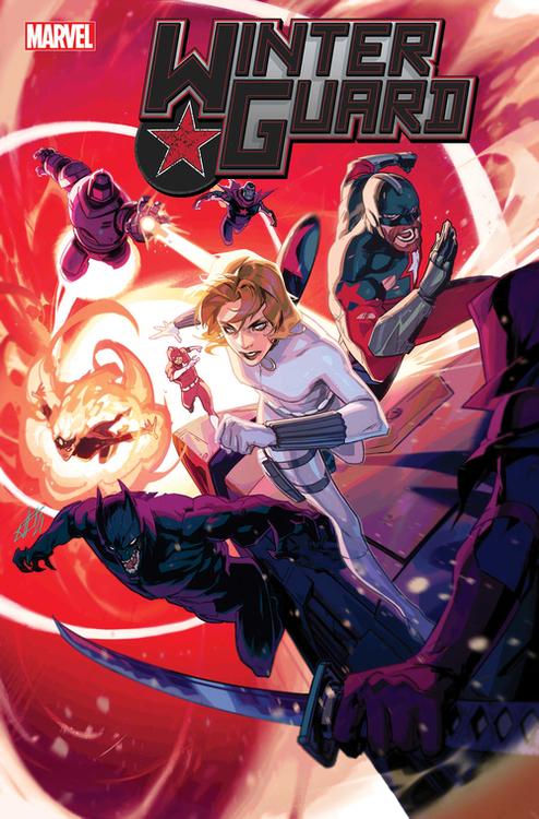 Marvel comics winter guard 20210526