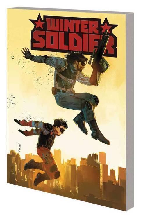Marvel comics winter soldier tpb second chances 20190225