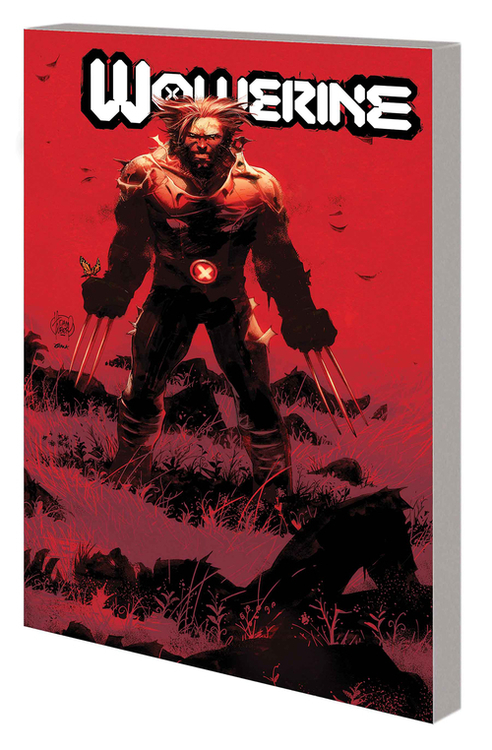 Wolverine By Benjamin Percy TPB Volume 01