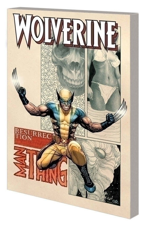 Wolverine By Frank Cho TPB Savage Land